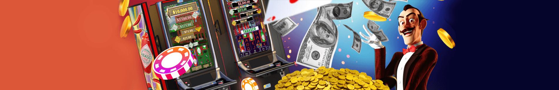 Ігрові автомати на гроші в ГГБет казино онлайн